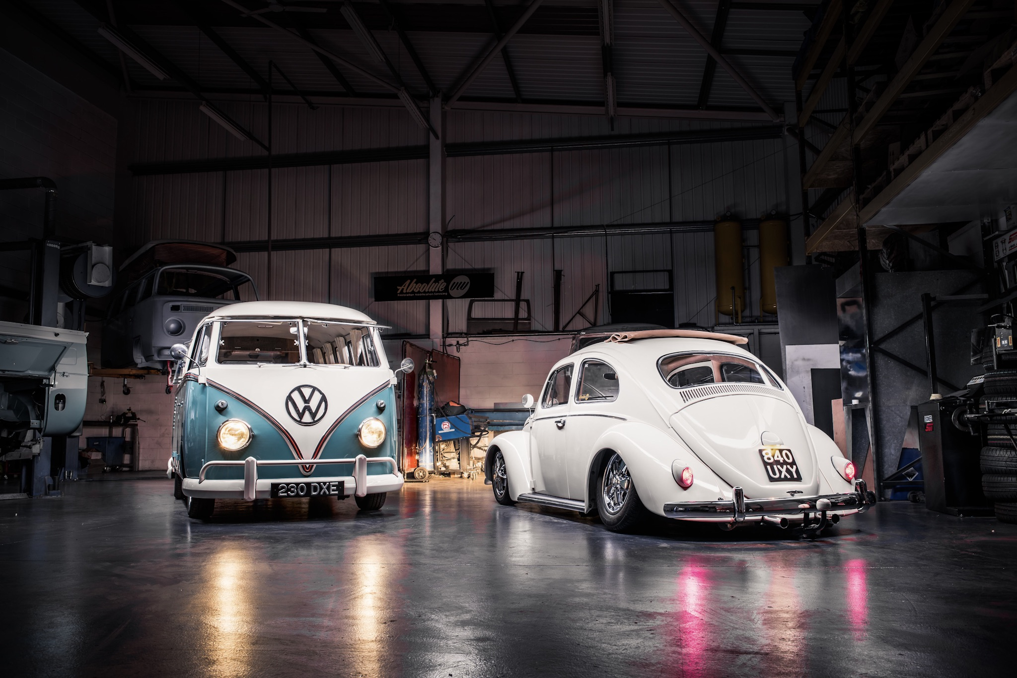 Vw Specialist Near Me >> Absolute Vw The Midlands Air Cooled Volkswagen Specialist